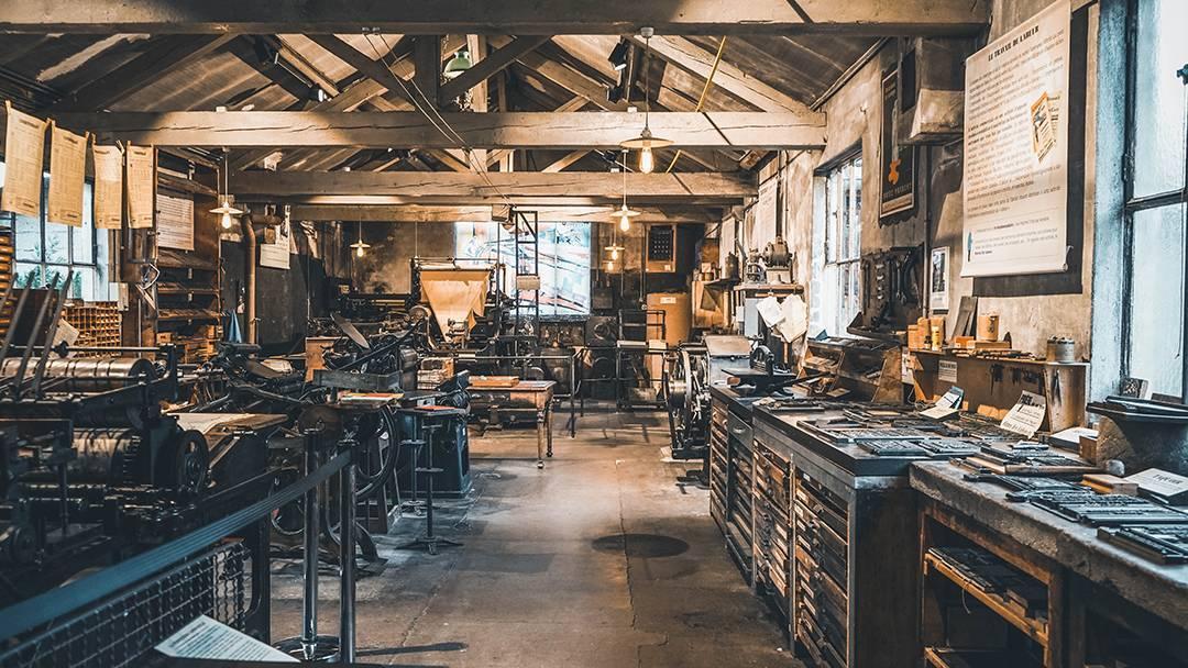 Musée de l'imprimerie et des Beaux-Arts-Louhans