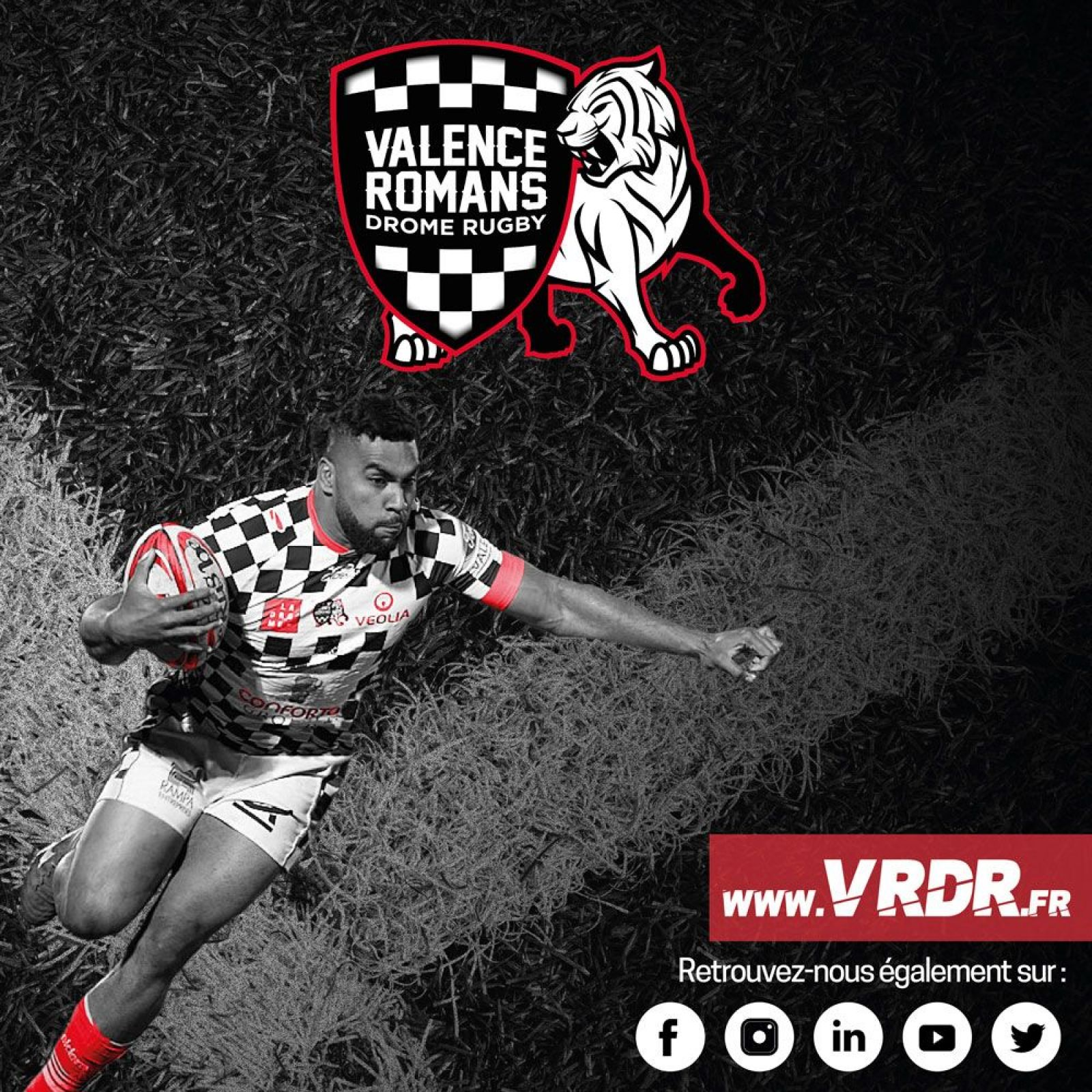 Valence Romans Drôme Rugby